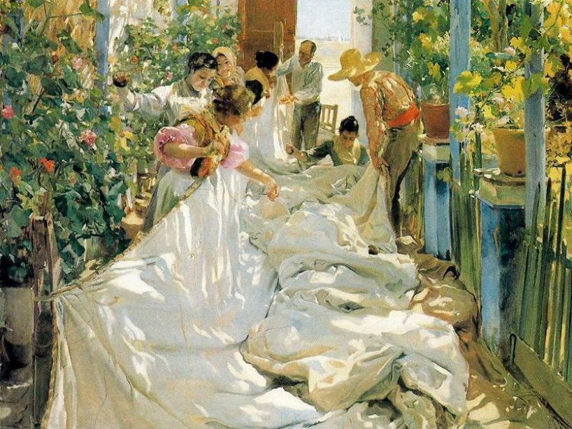 Sorolla Sewing Sail