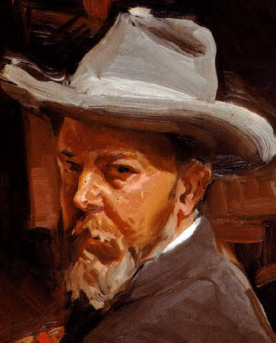 Sorolla Self Portrait